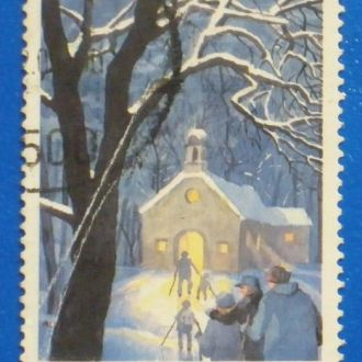 Австрия. 2005 г. Рождество
