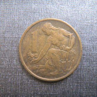 Чехословакия 1 крона 1970
