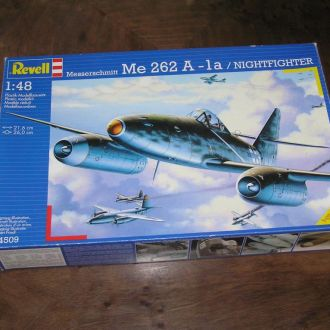 Revell Me 262A-1a  1:48