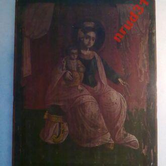 3. Старинная икона до 1917 г.