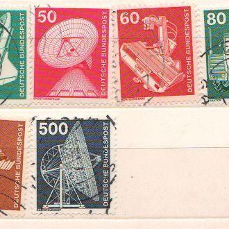 Германия 1971-1974. Техника 117