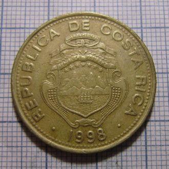 Коста-Рика, 100 колон 1998 г