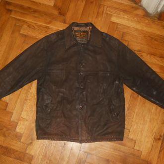 Куртка кожаная американского лётчика .
