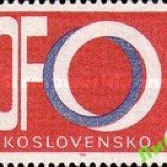 ЧССР 1965 профсоюзы ** о