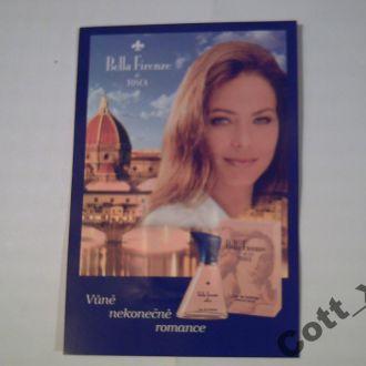 Пробник - духи - 2003 год выпуска  - в коллекцию.