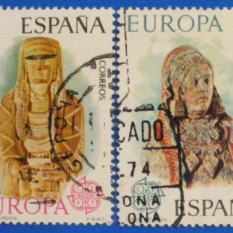 Испания. 1974 г. Европа