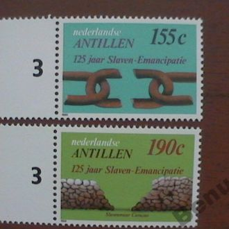 Антиллы 1988 MNH эмансипация