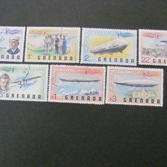 гренада авиа 1978 гаш