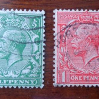 Великобритания1912г.ГеоргV