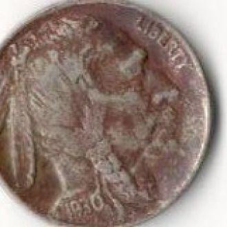 5 центов 1930 г. США