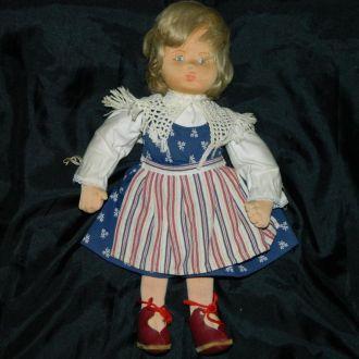 Кукла Бабушка Ручной Работы - Original Glorex