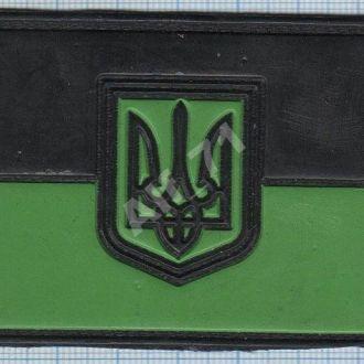 Шеврон Нашивка  Флаг Герб. Трезубец. Тризуб. Украина. АТО