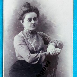 Визитка. фото Шифрина. Ростов на Дону.  до 1917