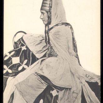 Кабардинка .Типы Кавказа .  №40