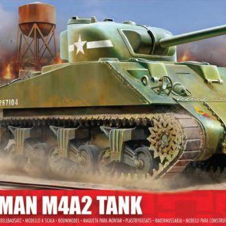 Американский танк Шерман M4 - Airfix1303
