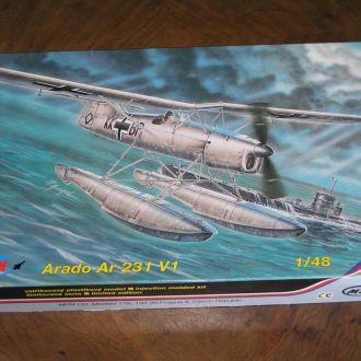 MPM 48047 Arado Ar 231 V-1 1:48
