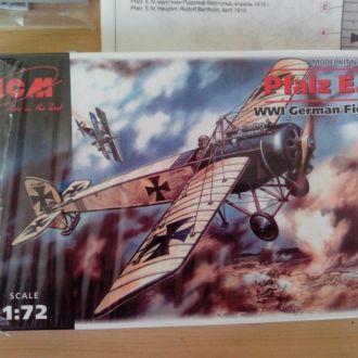 1/72 ICM WWI Pfalz E.IV
