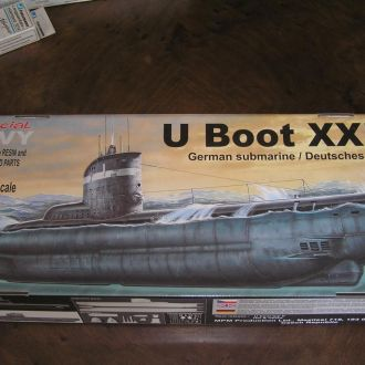 Special Navy 72001 U-Boat Type XXIII