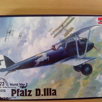 1/72 RODEN Pfalz D.IIIa
