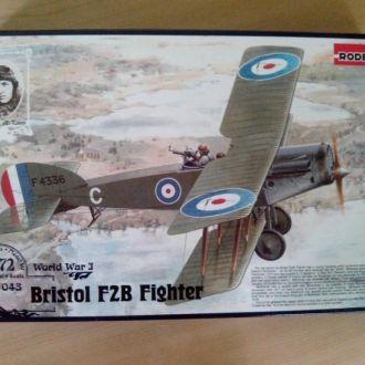 1/72 RODEN Bristol F2B