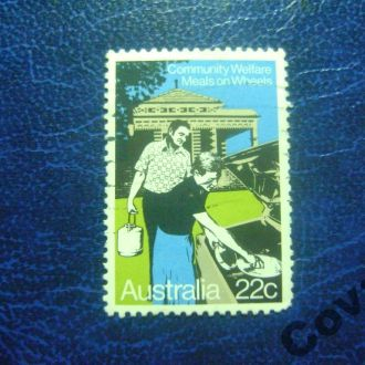 Австралия  Сообщество социального благополучия