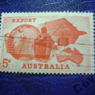 Австралия содействие экспорту