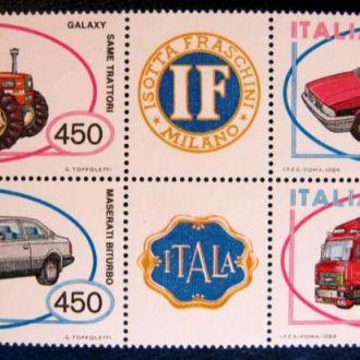 авто автомобили машины транспорт италия