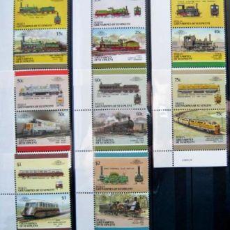 жд дорога поезда локомотивы паровозы