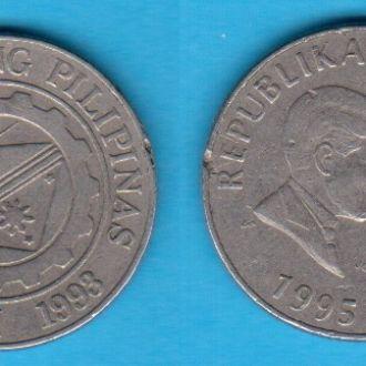 Филипины 1 писо 1995