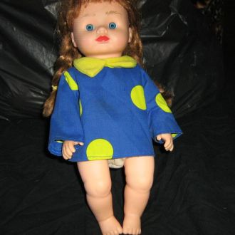 кукла в синем  Германия