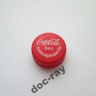 Пробка ПЕТ Coca Cola, Украина