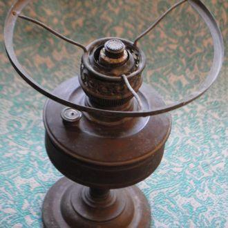 Гасова лампа , царизм. Лампа керосиновая.