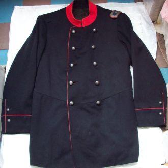 Китель подполковника пехоты Швейцарии 1898-1914гг.