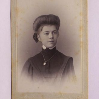 Художественное фото, модерн, Киев, Украина 1910ые