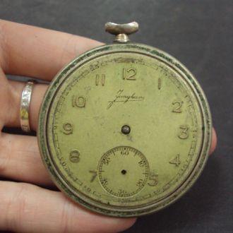 часы карманные jungans №2122