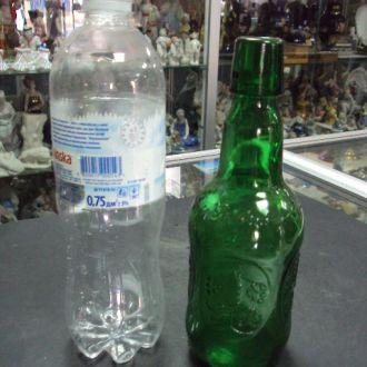 бутылка пивная (№ 1002)