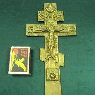 крест бронза №1269