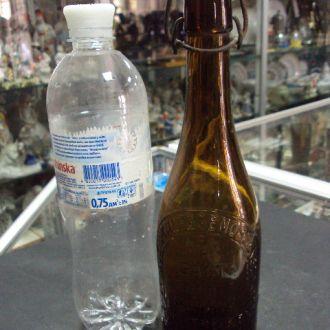 бутылка большая с пробкой (№ 689)