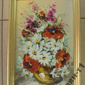картина натюрморт цветы
