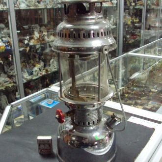 лампа керосиновая большая