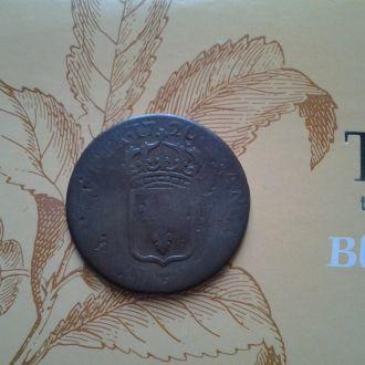 Франция 1 лиард 1720  г.