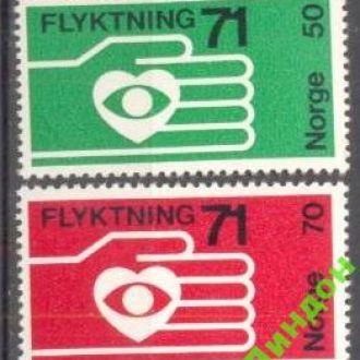 Норвегия 1971 медицина ? **
