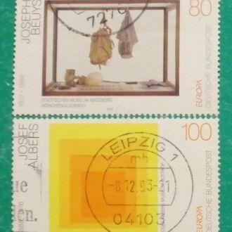 Германия. 1993 г. Европа
