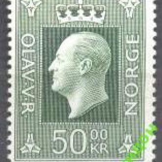 Норвегия 1983 короли стандарт **