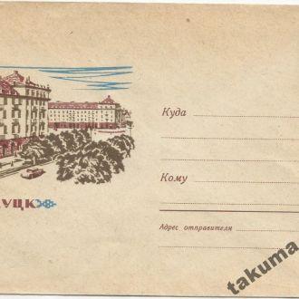 "СССР  ХМК""Луцк"",улица Ленина"