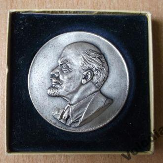 Настільна медаль. Ленін. Ленин.