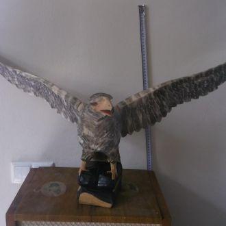 Орел великий.