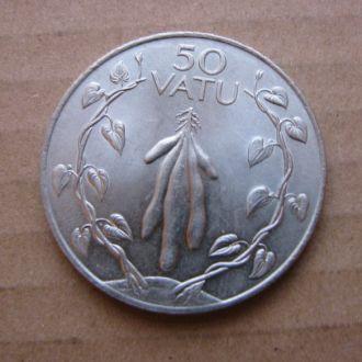 Вануату, 50 вату, 1990 г