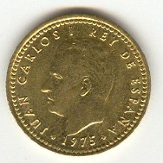 1 песета 1975