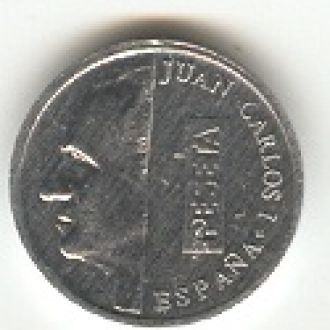1 песета 1997 Испания